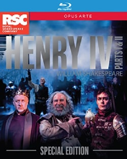 Henry IV: Parts 1 & 2 (Blu-ray Disc)
