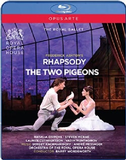 Rhapsody/The Two Pigeons (Blu-ray Disc)
