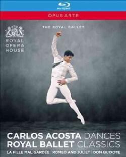 Carlos Acosta Dances Royal Ballet Classics (Blu-ray Disc)