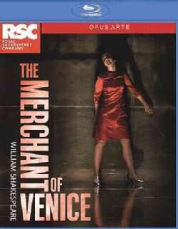 The Merchant of Venice (Blu-ray Disc)