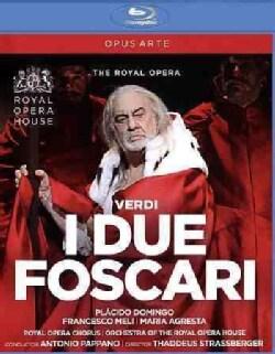 Verdi: I Due Foscari (Blu-ray Disc)