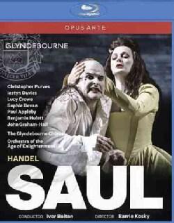 Handel: Saul (Blu-ray Disc)