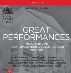 Various - Great Performances