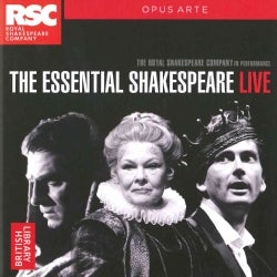 Various - The Essential Shakespeare: Live