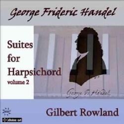 Georg Friedrich Handel - Handel: Suites for Harpsichord: Vol. 2