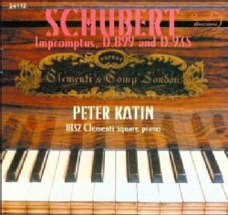 Peter Katin - Peter Katin Plays Schubert