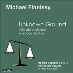 Michael Finnissy - Finnissy: Unknown Ground