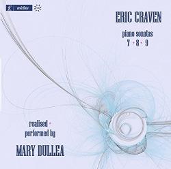 Eric Craven - Craven: Piano Sonatas Nos. 7, 8 & 9
