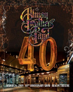 40:40th Anniversary Show Live at The Beacon Theatre (DVD)