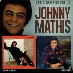 JOHNNY MATHIS - YOU LIGHT UP MY LIFE / MATHIS MAGIC