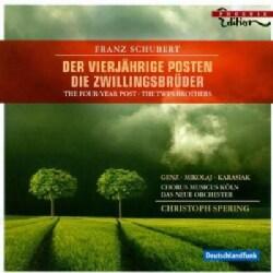 Chorus Musicus Koln - Schubert: Der Vierjahrige Posten, Die Zwillingsbruder