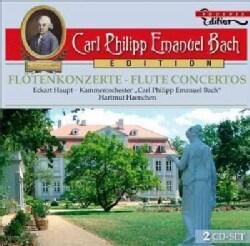 Carl Philipp Emanuel Bach - Bach: Flute Concertos