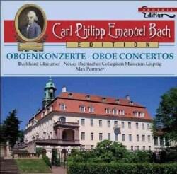 Neues Bachisches Collegium Musicum Leipzig - Bach: Oboe Concertos