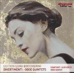 Parisii Quartets - Boccherini: Divertimenti; Oboe Quintets