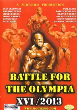 Battle for the Olympia: 2013 (DVD)