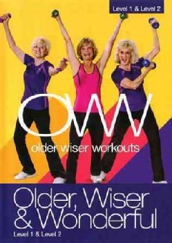 Older, Wiser & Wonderful: Levels 1 & 2 with Sue Grant (DVD)