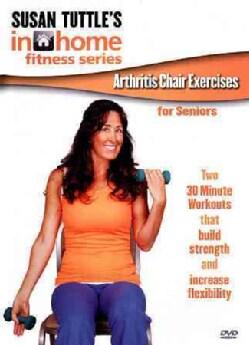 Susan Tuttle's in Home Fitness: Arthritis Chair Exercises for Seniors (DVD)