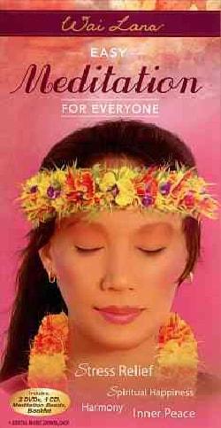 Wai Lana: Easy Meditation for Everyone (DVD)