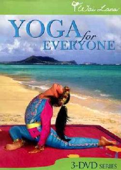 Wai Lana: Yoga for Everyone: Tripack (DVD)