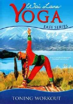 Wai Lana Yoga Easy Series: Toning Workout (DVD)
