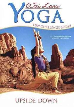 Wai Lana Yoga: Fun Challenge Series: Upside Down (DVD)