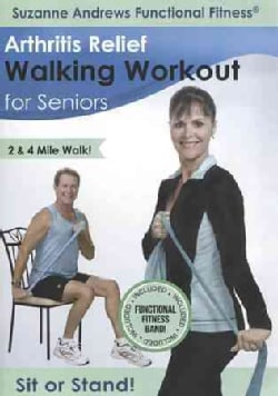 Suzanne Andrews: Arthritis Relief Walking Workout for Seniors (DVD)