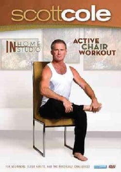 Scott Cole In Home/In Studio: Active Chair Workout (For Beginners, Seniors & The Physically Challenged) (DVD)