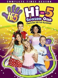 Hi-5 Season 1 (DVD)