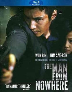 The Man From Nowhere (Blu-ray Disc)