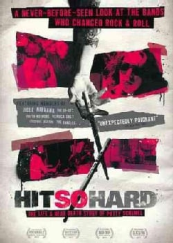 Hit So Hard (DVD)