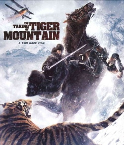 The Taking of Tiger Mountain (Blu-ray Disc)