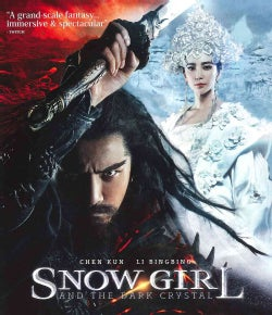 Snow Girl And The Dark Crystal (Blu-ray Disc)
