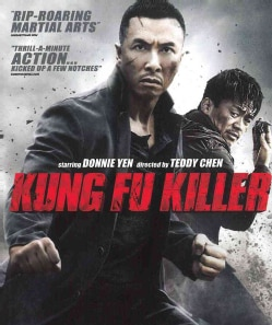 Kung Fu Killer (Blu-ray Disc)