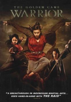 The Golden Cane Warrior (DVD)