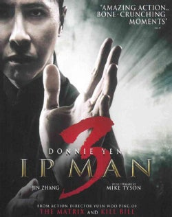 Ip Man 3 (Blu-ray Disc)