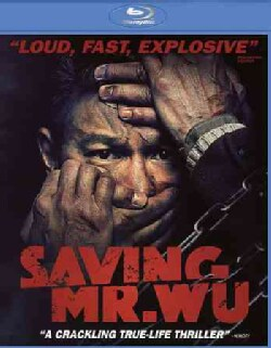Saving Mr. Wu (Blu-ray Disc)