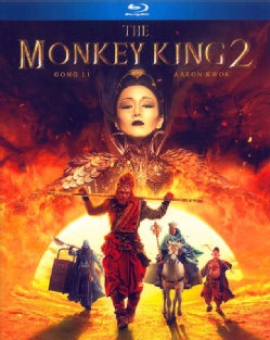 The Monkey King 2 (Blu-ray Disc)