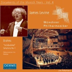 Various - Brahms: Schicksalslied/Symphony No 1