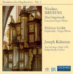 Melchior Schildt - Bruhns/Schildt: Complete Organ Works Vol 3 (Norddeutsche Orgelmeister)