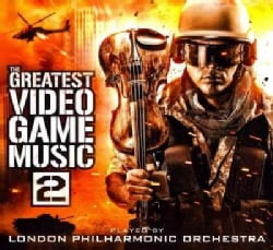 London Philharmonic Orchestra - The Greatest Video Game Music: Vol. 2