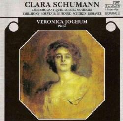 Veronica Jochum - Schumann: Valses Romantiques Op. 4, Soirees Musicales Op. 6, Souvenir De Vienne Op. 9, Scherzo Op. 10, Roma...