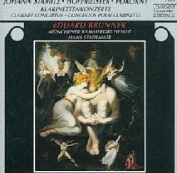 Munchener Kammerochester - Hoffmeister: Clarinet Concertos