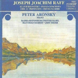 Joseph Joachim Raff - Raff: Ode Au Printemps for Piano and Orchestra Op. 76, Concerto for Piano and Orchestra Op. 185 in C Minor