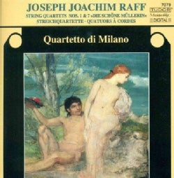 Joseph Joachim Raff - Raff: String Quartets No 1 & 7