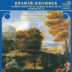Franz Vincenz Krommer - Krommer: Clarinet Quintet Op. 95, Clarinet Quartet Op. 69