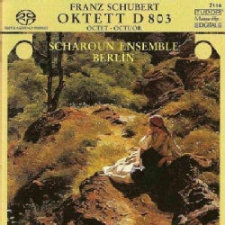 Scharoun Ensemble - Schubert: Oktett D 803