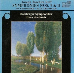 Joseph Joachim Raff - Raff: Symphonies Nos 9 & 11