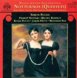 Franz Anton Hoffmeister - Hoffmeister: Notturnos (Quintets)
