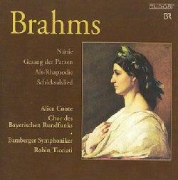 Bamberger Symphoniker - Brahms: Nanie; Alt-Rhapsody