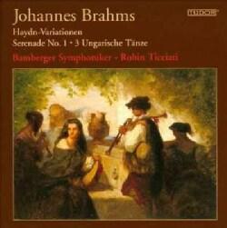 Bamberger Symphoniker - Brahms: Haydn Variations; Serenade No. 1; Three Hungarian Dances